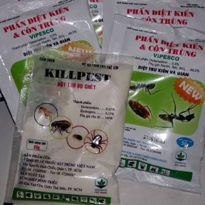 bột phòng trị bọ chét killpest