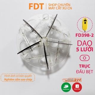 Lưỡi dao máy cắt lông xù công nghiệp FD398-2