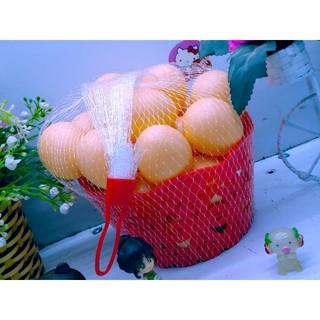 Sét 5 quả trứng gà nhựa