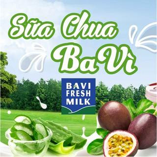Sữa Chua Ba Vì Các Vị Hiệu BaviFreshMilk