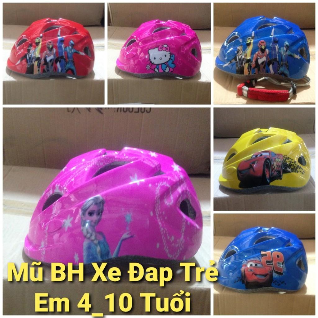 Mũ Bảo Hiểm Xe Đạp Trẻ Em  Từ 1 Tuổi Đến 10 Tuổi