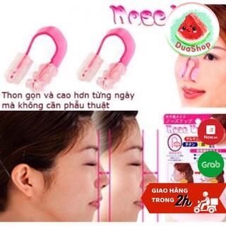 Kẹp nâng mũi Nose Up - Kẹp Nâng Mũi Định Hình Làm Thẳng Mũi Duashop thumbnail