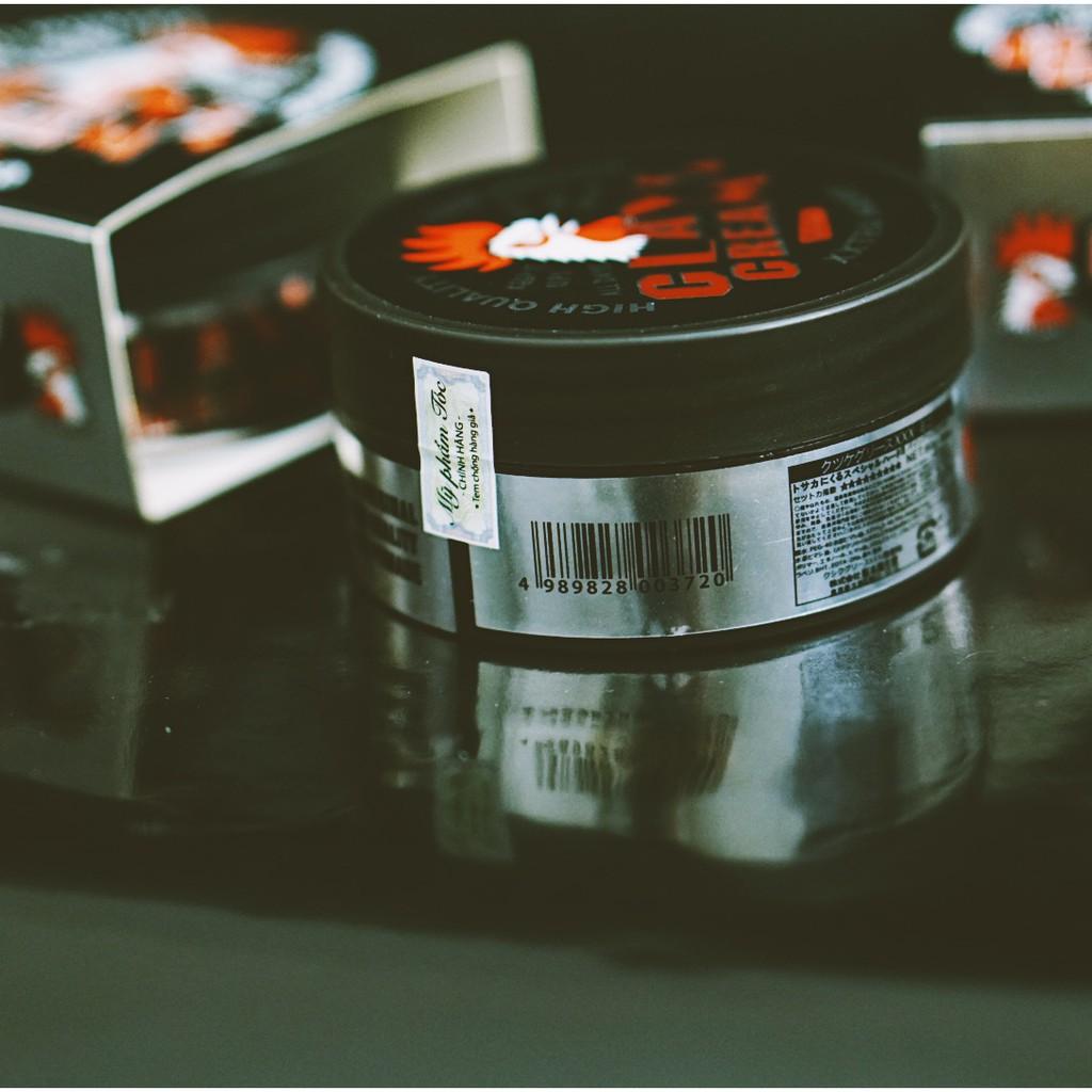 SÁP VUỐT TÓC CLAY-CREAM chính hãng U.S.A / sap vuot toc / keo vuốt tóc / wax vuốt tóc / wax