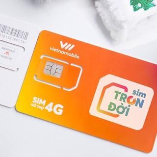 Sim số Vietnamobile chuyên tạo các tài khoản Shopee