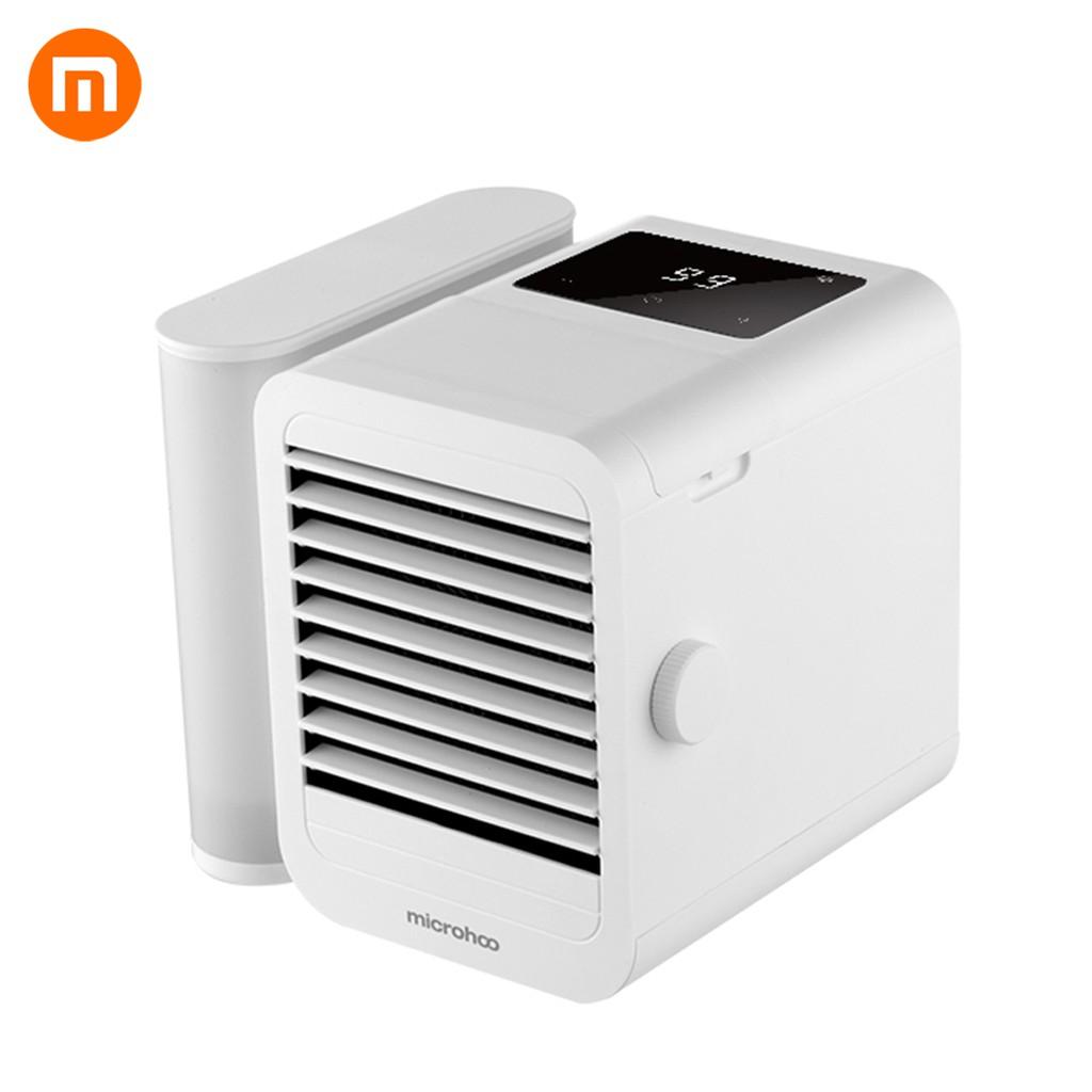 Quạt điều hòa không khí xiaomi microhoo mh01p mini màn hình cảm ứng có hẹn  giờ cho văn phòng - Sắp xếp theo liên quan sản phẩm