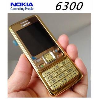 Nokia 6300 GOLD ZIN