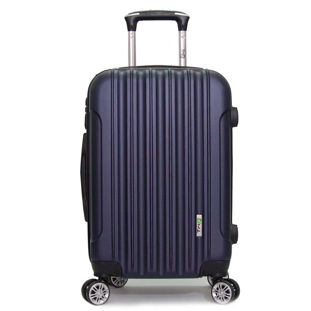Vali TRIP P603 Size 60cm-24inch Xanh đen