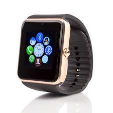 Đồng hồ thông minh Smart Watch GT08 đen viền vàng - 2877743 , 87634832 , 322_87634832 , 279000 , Dong-ho-thong-minh-Smart-Watch-GT08-den-vien-vang-322_87634832 , shopee.vn , Đồng hồ thông minh Smart Watch GT08 đen viền vàng