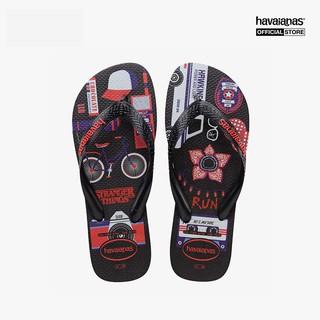 HAVAIANAS - Dép nam Stranger Things 4144348-0090 thumbnail