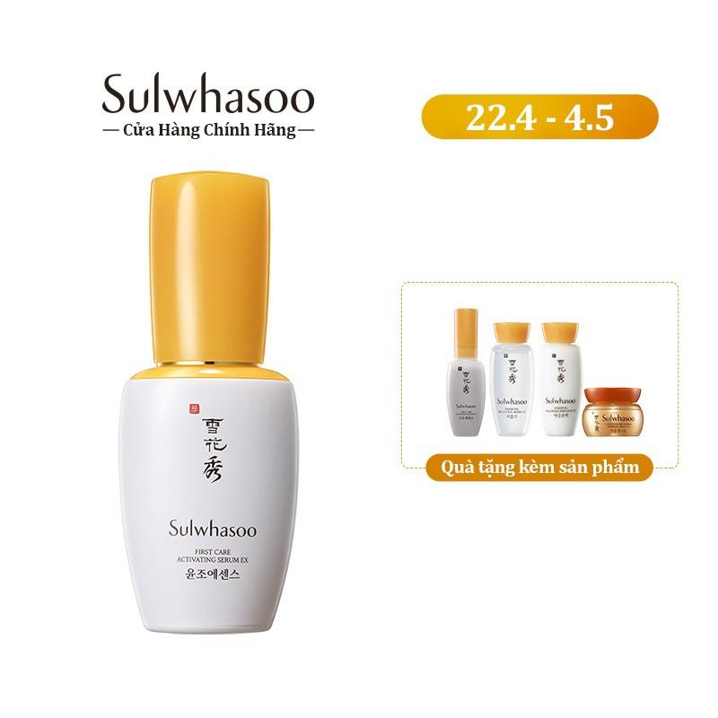 [Phiên bản dùng thử] Tinh chất cân bằng và thanh lọc da Sulwhasoo First Care Activating Serum Ex 30ml