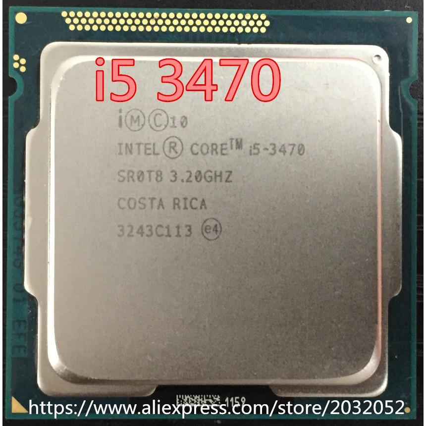 CPU Core I5 3470 Socket 1155