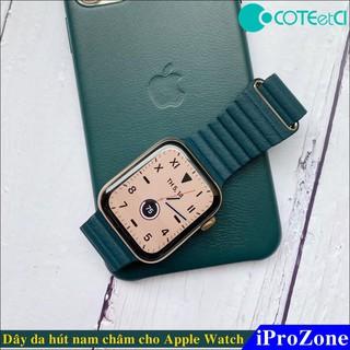 Dây đeo Leather Loop Apple watch chính hãng COTEetCI Đây da cao cấp
