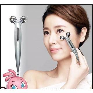 Cây Lăn Massage Mặt 3D Hàn Quốc (Loại nhỏ) - NM45 thumbnail