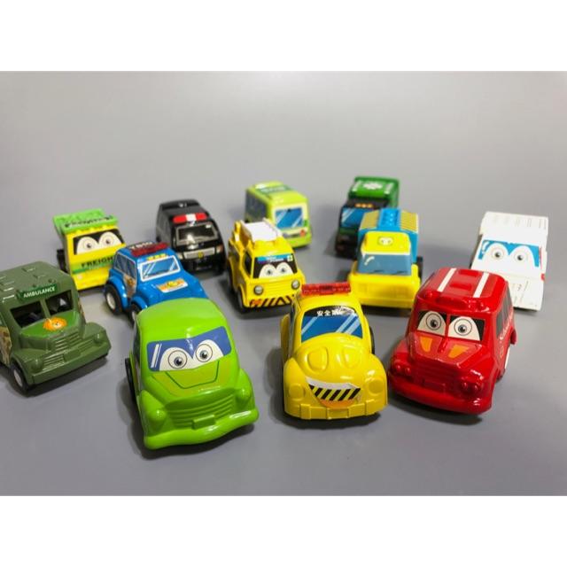 Ôtô mini cho bé phát triển trí tuệ