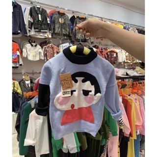 Áo len hoạt hình cho bé siêu đẹp