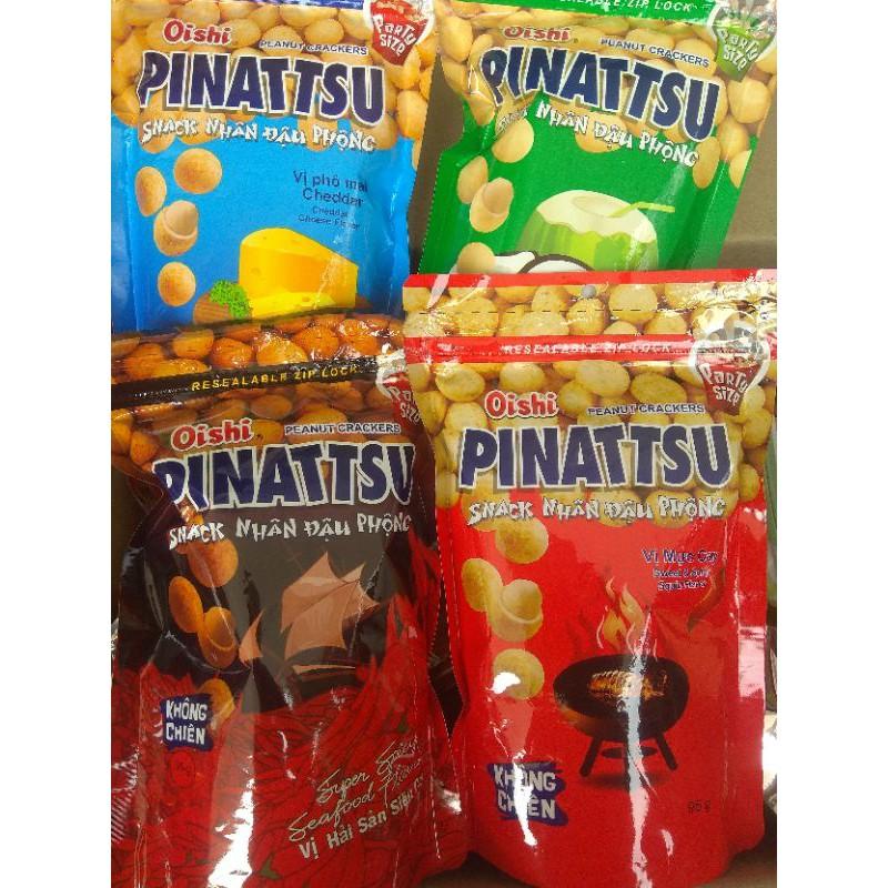 Đậu phộng Pinattsu Oishi gói 95g