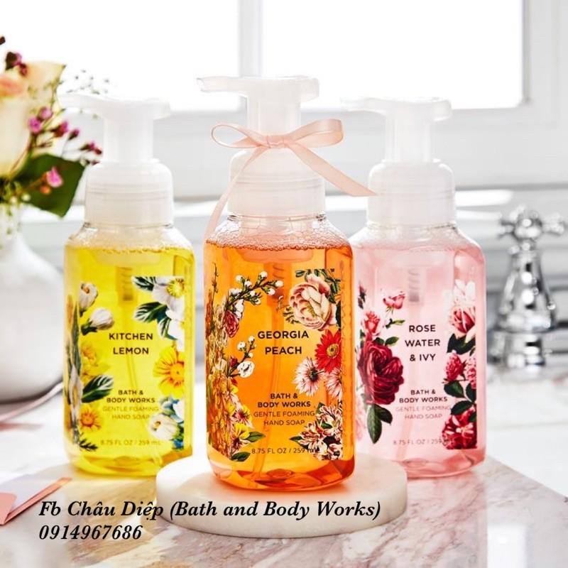 [Link 1-ĐỦ MÙI] Nước rửa tay tạo bọt Bath and Body Works