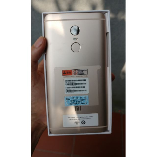 Xiaomi redmi note 4 bản 64G new 100%