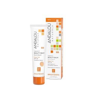 Kem trang điểm dưỡng da chống nắng SPF 30 BB cream 58ml Andalou naturals