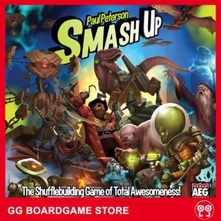 Hộp game Smash up Việt hoá – Cuộc chiến quái vật