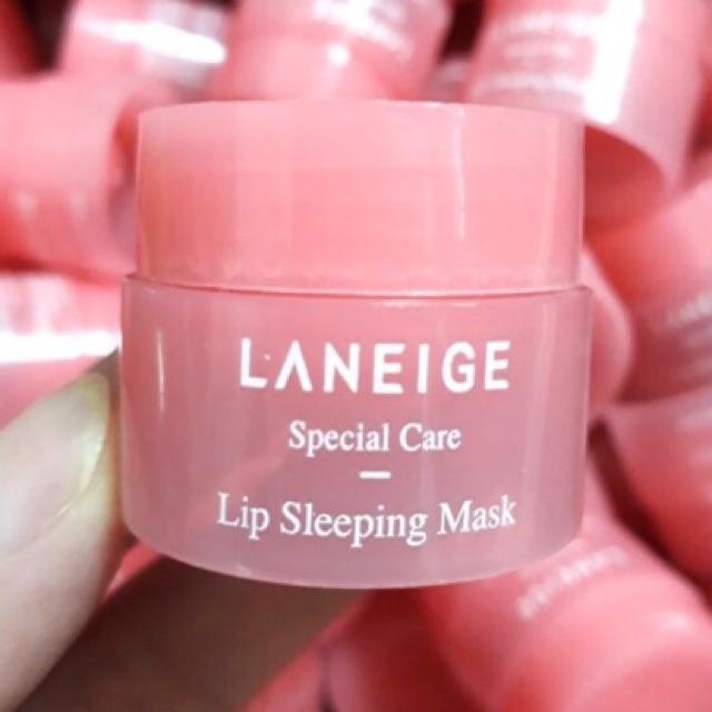 Mặt Nạ Ngủ Dưỡng Ẩm Môi Và Phục Hồi Môi Thâm Laneige Lip Sleeping Mask