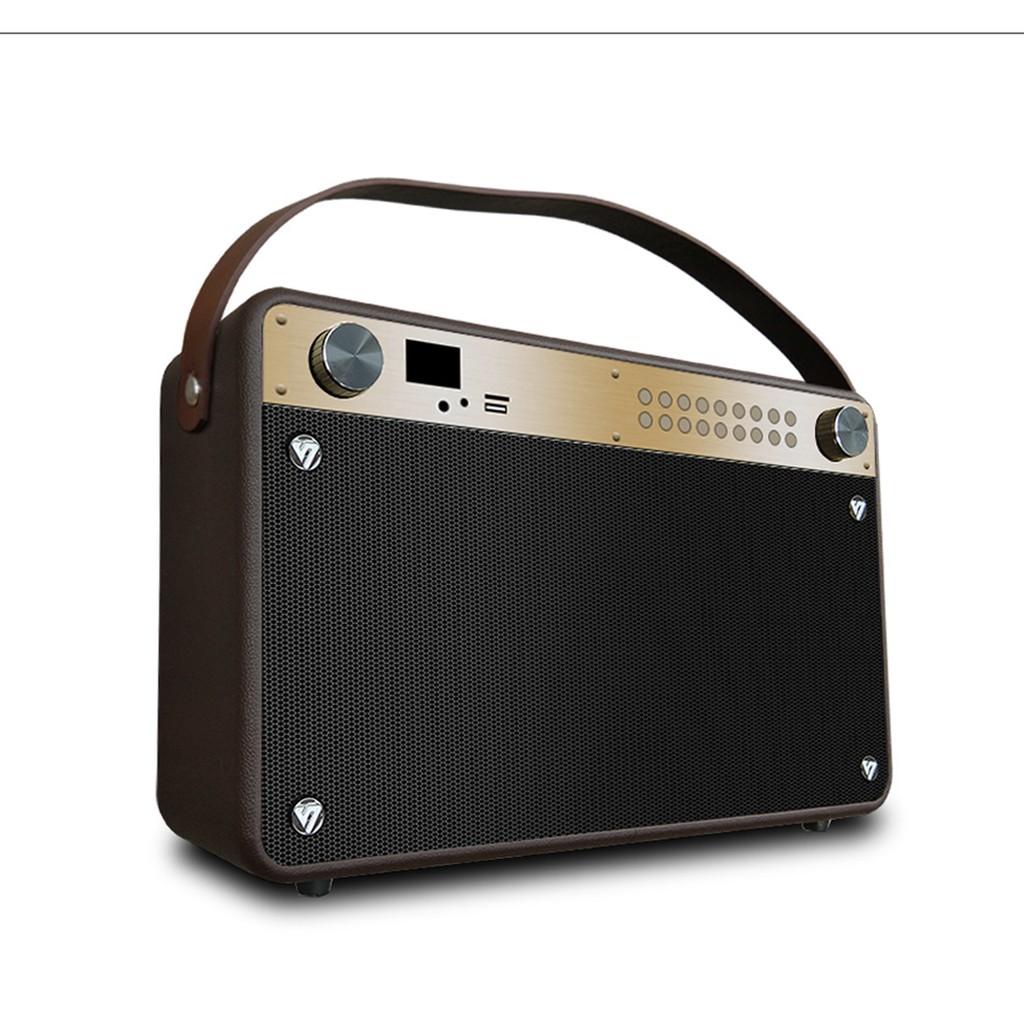 Loa Bluetooth Karaoke 2 Mic ShengYou Q9S - Bảo hành 12 tháng ...