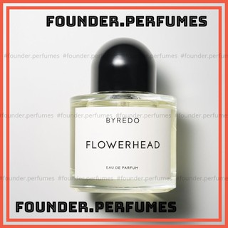 [S.A.L.E] Mẫu thử nước hoa Byredo Flowerhead (5ml 10ml 20ml) .founderpe thumbnail