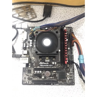 Combo PC AMD A8-7600 thumbnail