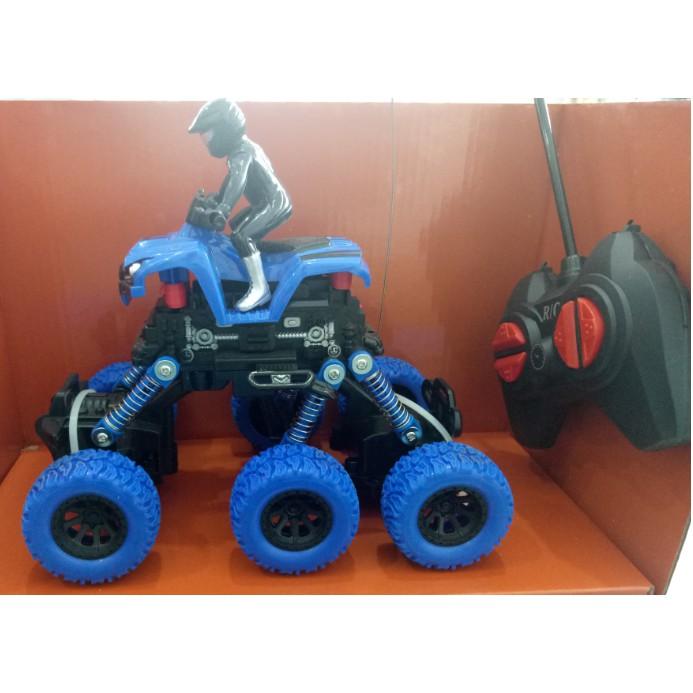 [Giá sỉ] Xe điều khiển từ xa – vượt địa hình – dùng pin sạc- beach motocycle