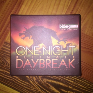 One night đây break ( BGVN )