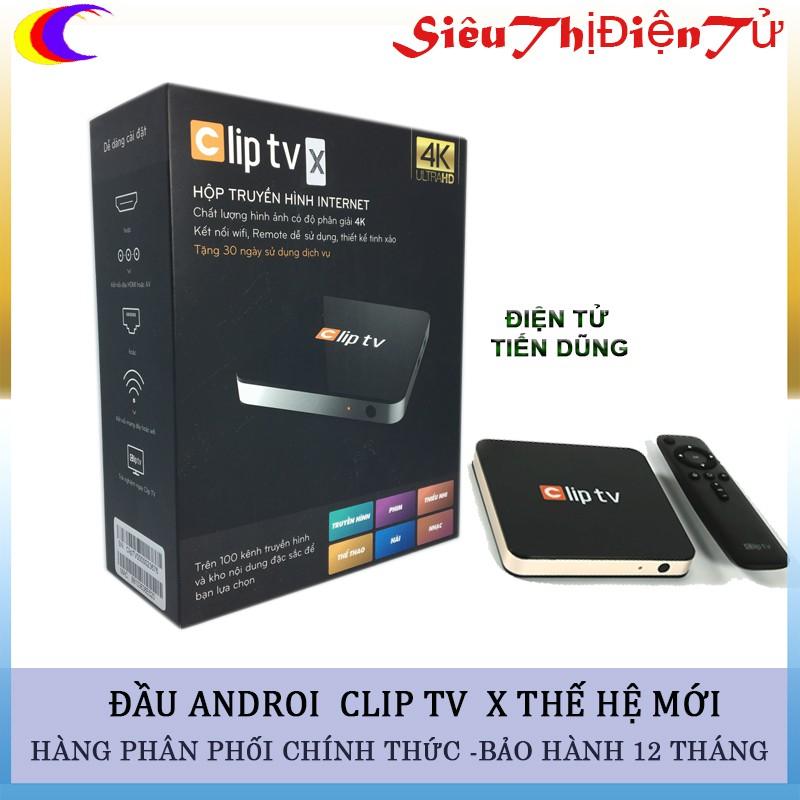 ANDROID TV BOX CLIP TV X Thế hệ mới - 2954905 , 981653064 , 322_981653064 , 1290000 , ANDROID-TV-BOX-CLIP-TV-X-The-he-moi-322_981653064 , shopee.vn , ANDROID TV BOX CLIP TV X Thế hệ mới