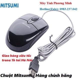 Chuột máy tính Mitsumi ECM-S6603- Hàng chính hãng bảo hành 3 năm thumbnail