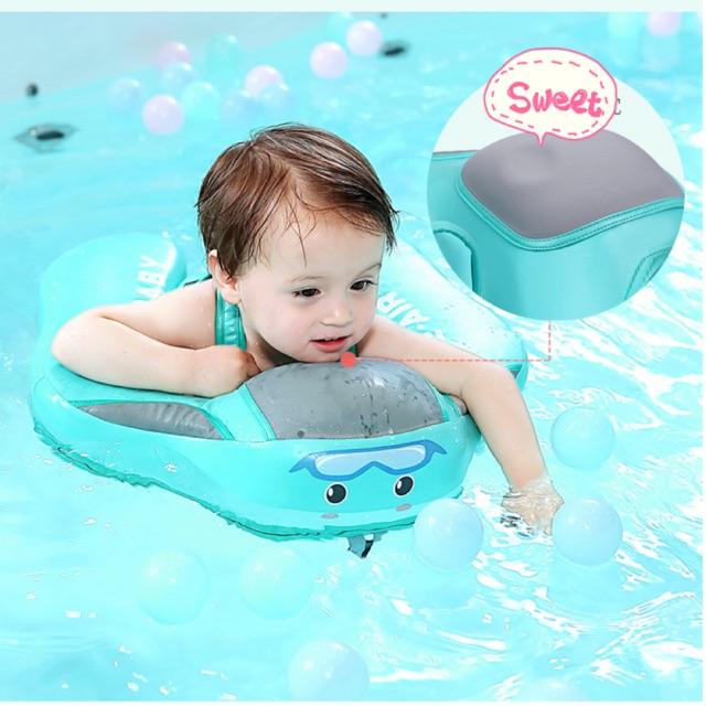 Phao bơi chống lật Mambobaby cho bé 3 tháng đến 2 tuổi