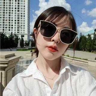 Hình ảnh [Mã FARSBR22A giảm 10% đơn 99k] Kính mát nữ Lilyeyewear chống UV400, thiết kế mắt vuông dễ đeo, màu sắc thời trang 5024-2