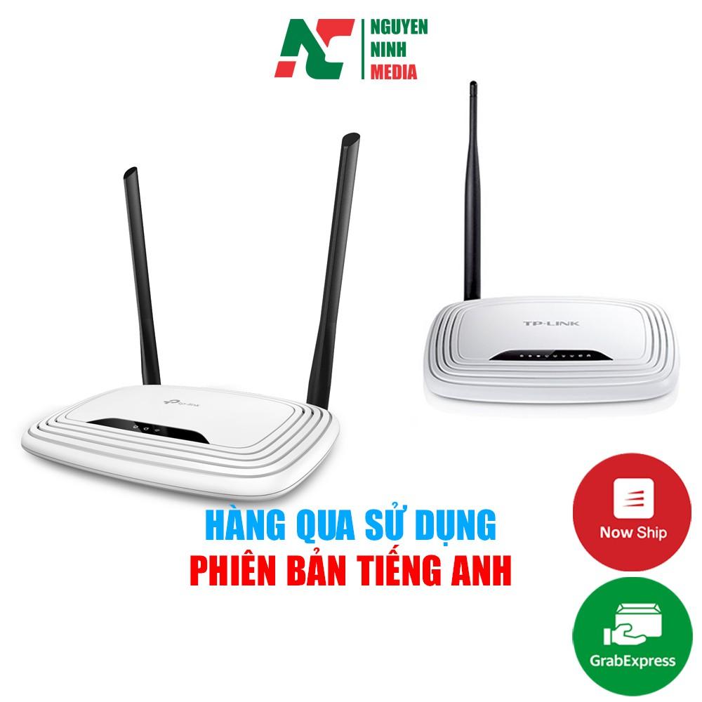 Modem Wifi Tplink 740N 841N cũ (Hàng qua sử dụng)