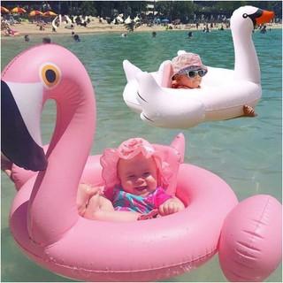 Phao bơi hình Thiên Nga cho bé yêu