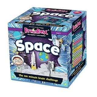 Bộ đồ chơi Brain box Space- 90048