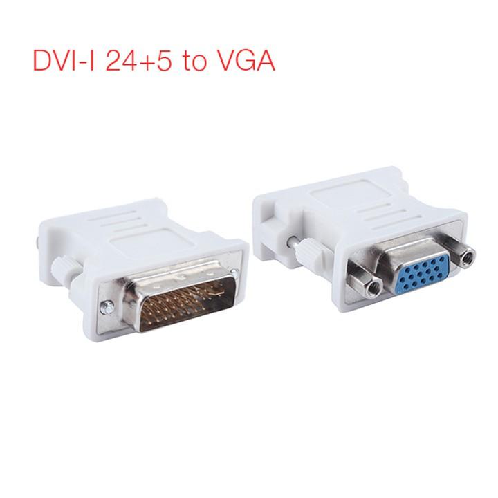 Đầu chuyển tín hiệu từ DVI 24+5 sang VGA