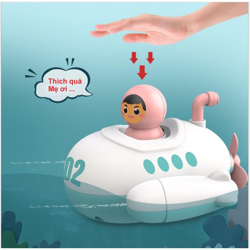 Đồ Chơi Tàu Ngầm Nhà Tắm Siêu Đáng Yêu Cho Bé