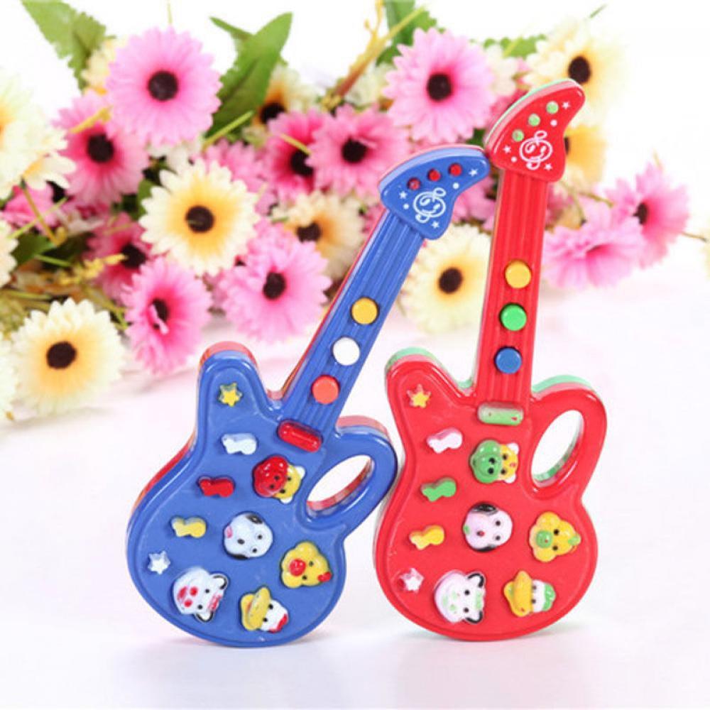 Đàn ghita điện đồ chơi dành cho trẻ em