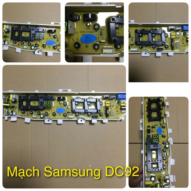 Mạch máy giặt Samsung DC92 - 3369488 , 993402518 , 322_993402518 , 570000 , Mach-may-giat-Samsung-DC92-322_993402518 , shopee.vn , Mạch máy giặt Samsung DC92