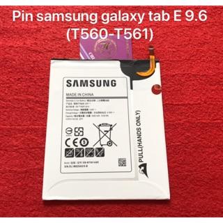 Pin Samsung galaxy tab E 9.6(T560-T561)
