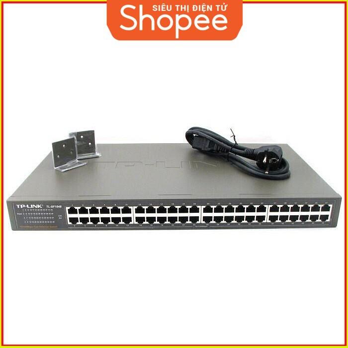 {SALE SIÊU KHỦNG} 48-Port 10/100Mbps Switch TP-LINK TL-SF1048
