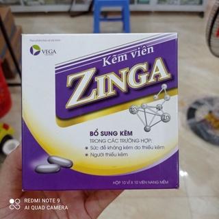 Kẽm viên Zinga
