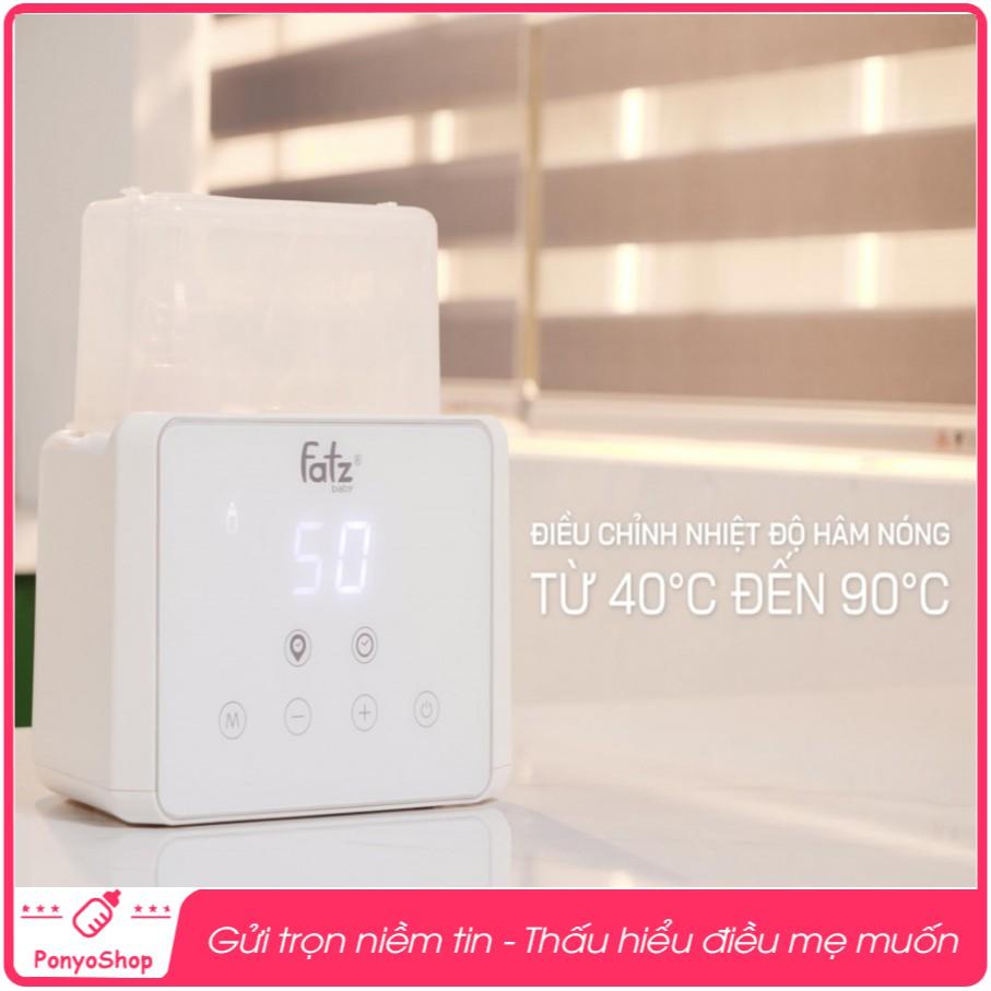 Máy hâm sữa tiệt trùng Duo 3 Fatz Baby FB3093VN