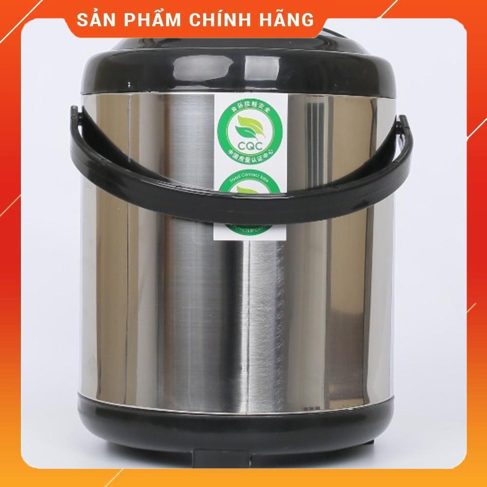 Bình Ủ Trà Giữ Nhiệt Inox 304 dày dặn và đẹp