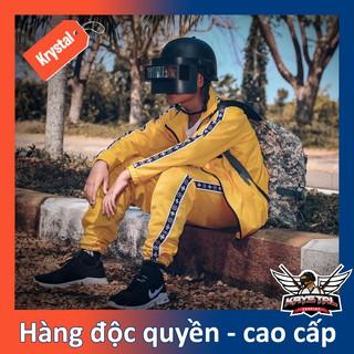 [HÀNG THẬT] Bộ vàng Cosplay PUBG