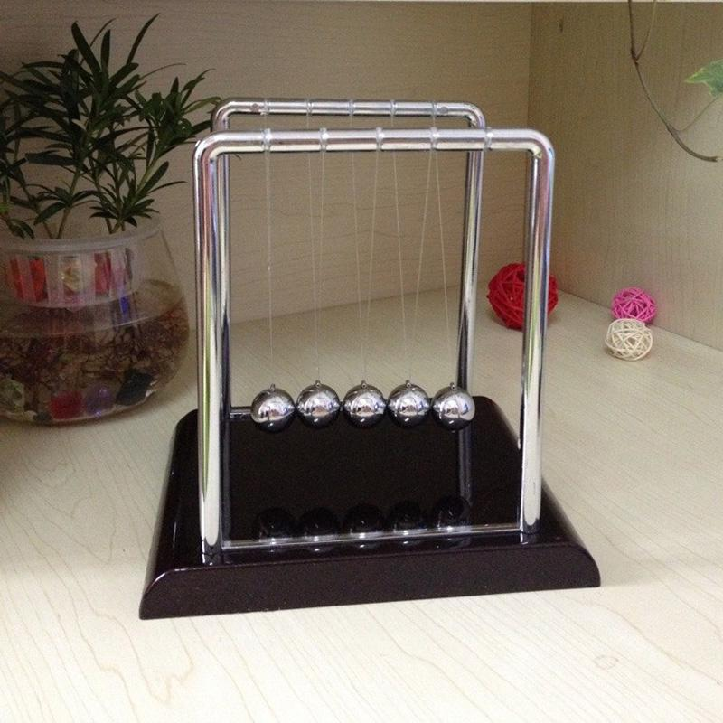 Gift🎁Square small stylish Newton swing ball toys
