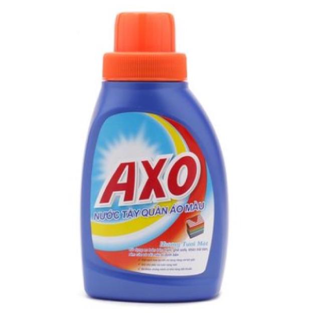 Nước tẩy quần áo màu Axo 400ml