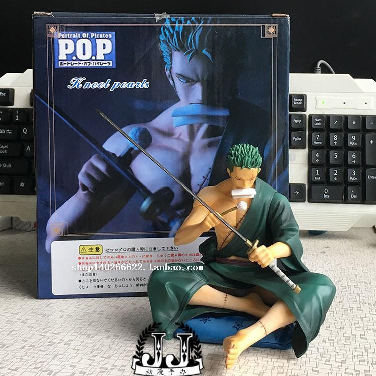 one piece ป๊อป limited edition สามมีด roria ซาอุรอนนั่ง 1/8 พอร์ตรุ่น